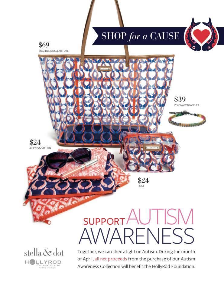 stella & dot autism boutique