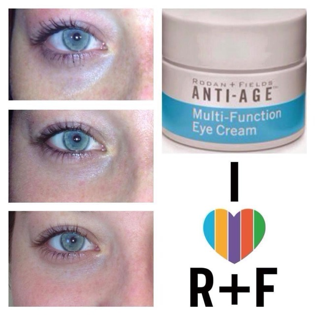 Rodan + Fields eye cream