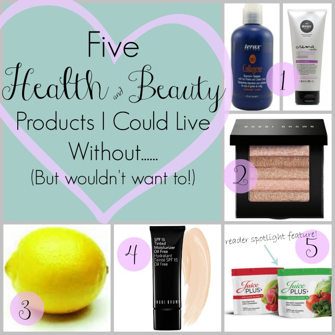 health and beauty favorites