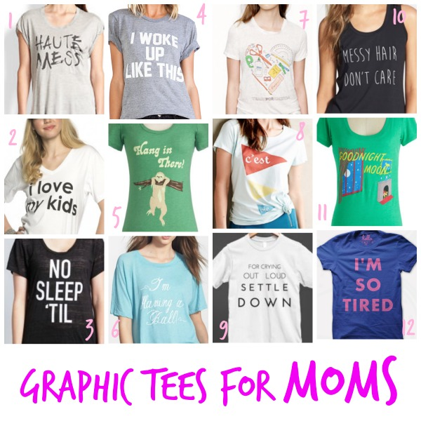 fd18e3ebc Graphic Tees for Moms - The Motherchic