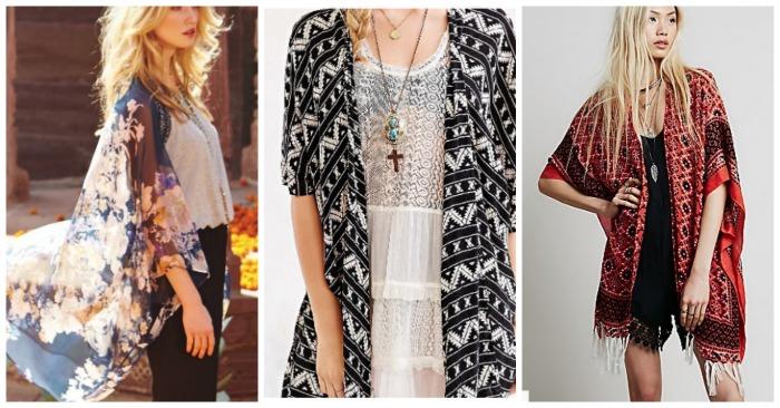 Risultati immagini per kimonos fashion trend