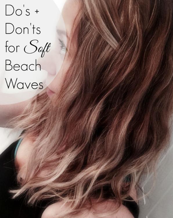 soft beach waves